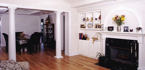 414 Whole House Remodel After - *Chrysalis Award